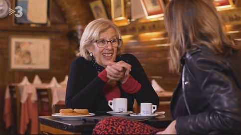 Carmena habla en TV3 de su encuentro con Carme Forcadell en la cárcel