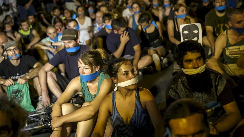 Foto: La Ley de Enjuiciamiento Criminal ha sido aprobado por el Senado con el rechazo de gran parte de los partidos de la oposición. Foto: REUTERS/Juan Medina.