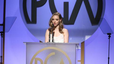 Amanda Seyfried, Lady Gaga y DiCaprio, juntos en la gala de premios del Sindicato de Productores