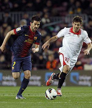 Villa se empeña en demostrar que merece un mejor trato deportivo