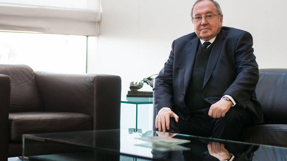Foto: El presidente de Freixenet y de la Cámara de Comercio, José Luis Bonet (Carmen Castellón)