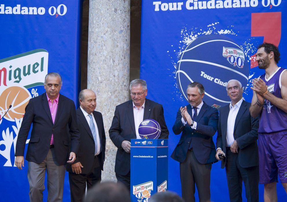 Foto: El Tour Ciudadano 0,0 marca el inicio de la Copa del Mundo 2014 (Efe).