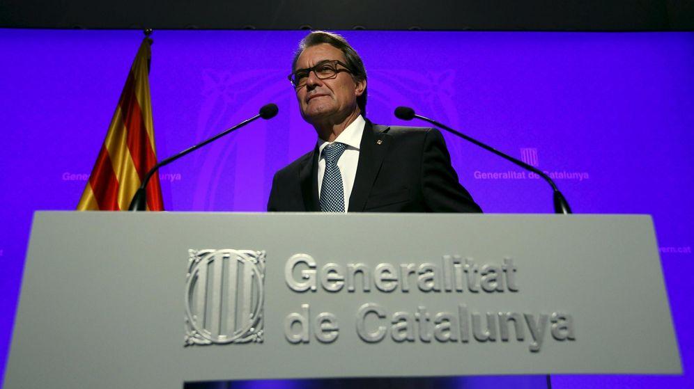 Foto: El presidente de Convergència Democràtica de Catalunya, Artur Mas. (Reuters)