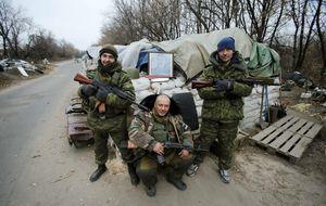 Viaje a la invasión fantasma en busca de los soldados de Putin