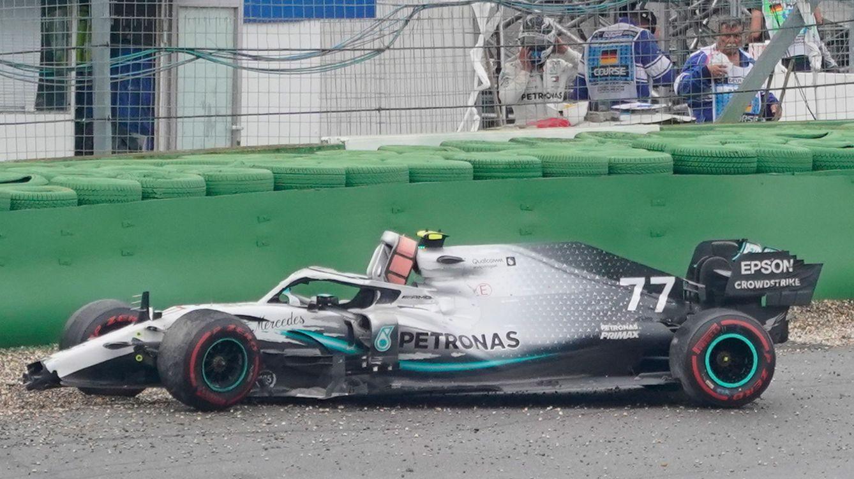 Fue un día de mierda. Cómo el karma sacudió a Mercedes en su carrera clave