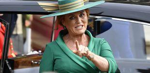 Post de Sarah Ferguson reclama su lugar en la familia real tras la boda de su hija