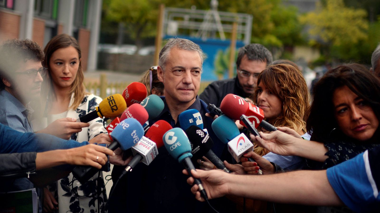 Foto: Urkullu, candidato a lendakari en las elecciones del País Vasco (EFE)