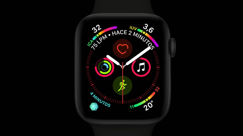 Foto: Apple Watch Series 4.
