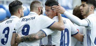 Post de Al Real Madrid le van mejor las cosas cuando juegan los que no juegan siempre