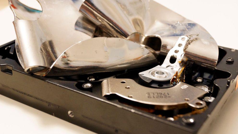 Cómo destruir un disco duro sin dejar información recuperable