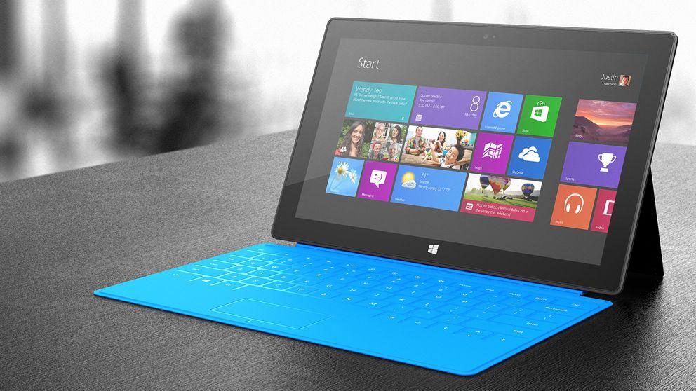 Los usuarios de Surface RT, la gran olvidada, sin Windows 10