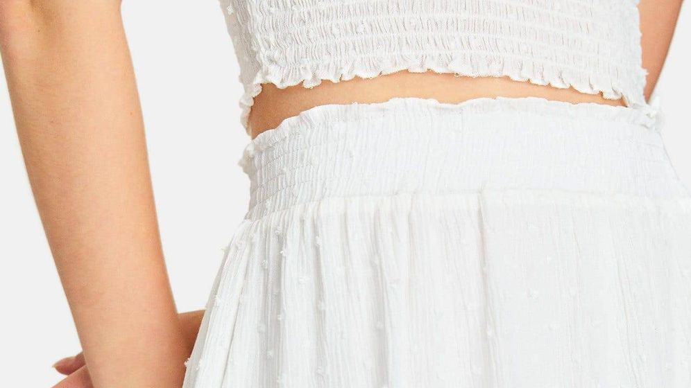 Foto: El short falda que no te quitarás este verano. (Cortesía)