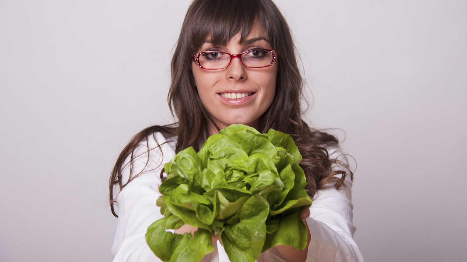 Foto: A ver nutricionista... ¡véndelo un poquito mejor mujer! (iStock)