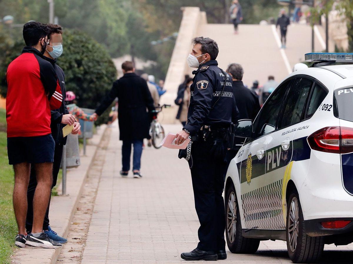 Foto: Cómo reclamar las multas impuestas en el estado de alarma. Foto: Efe