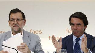 Duelo Rajoy/Aznar: el límite de la paciencia