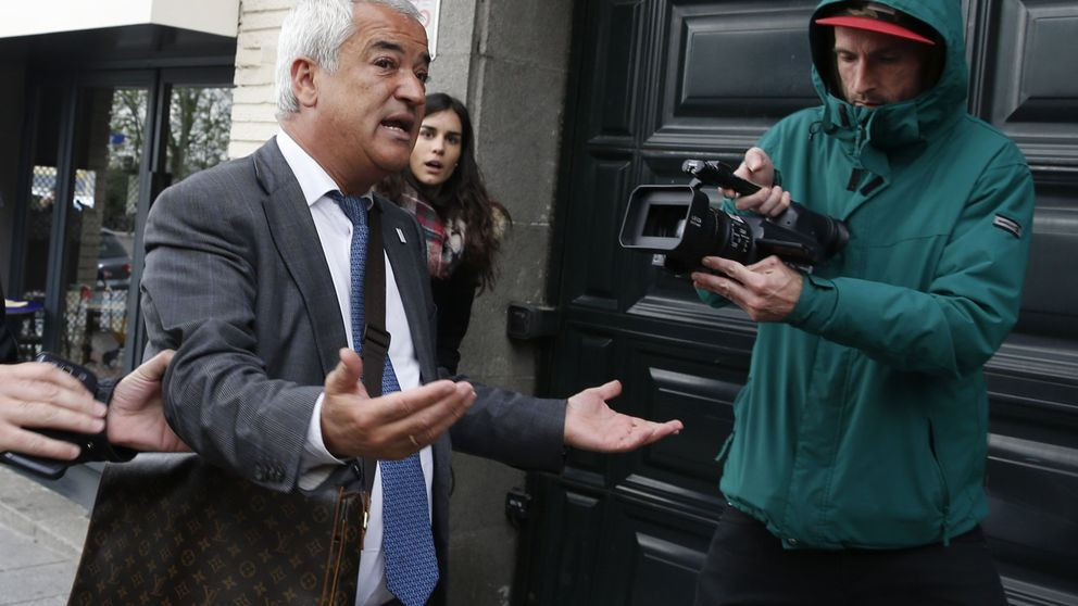 Ausbanc dará libertad a sus abogados para irse si el juez no desbloquea sus cuentas