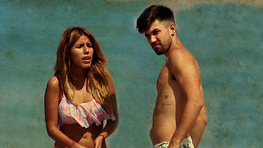 Foto: Chabelita y Alejandro Albalá en un fotomontaje de Vanitatis.