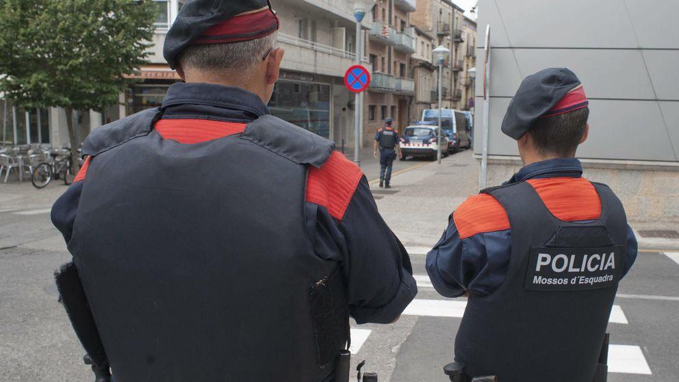 El delegado en Madrid de los Mossos: acoso laboral y sexual