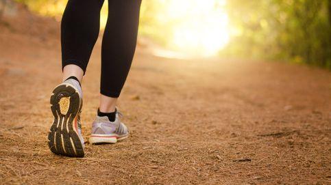 Adelgaza 15 kilos caminando cada día 30 minutos y con este cambio en su dieta