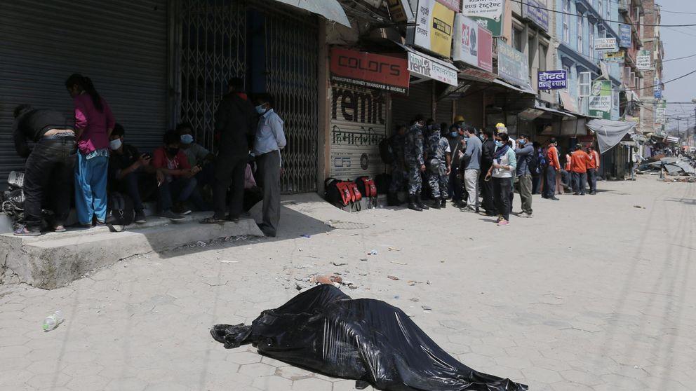 Una española fallecida en Nepal por un accidente no relacionado con el terremoto