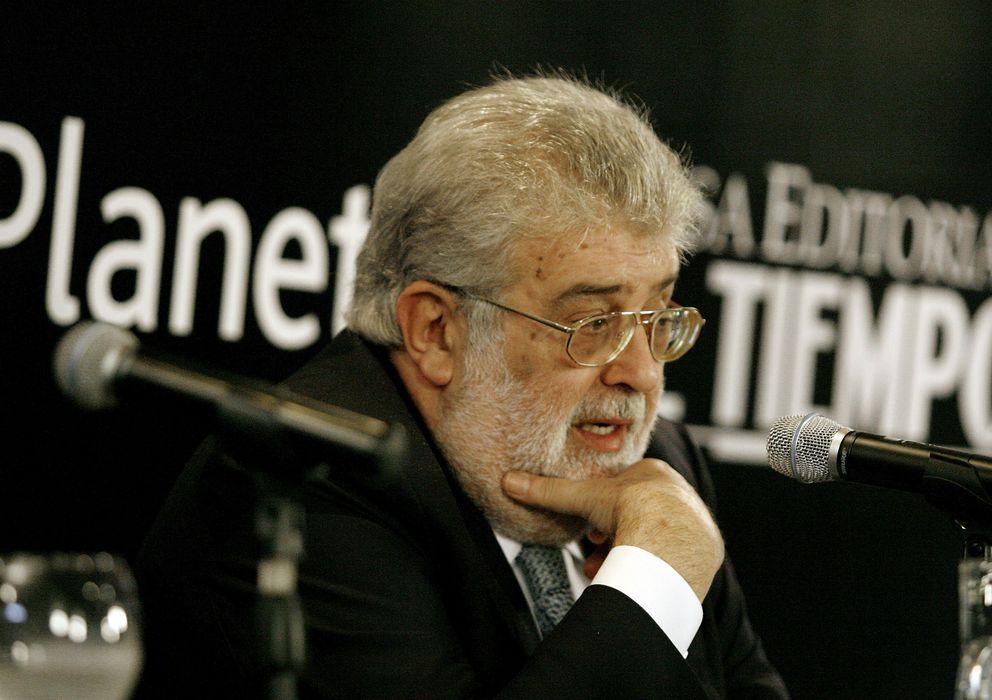 Foto: El presidente del Grupo Planeta, José Manuel Lara (Reuters)