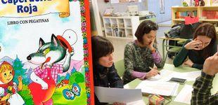 Post de Una escuela veta 'Caperucita Roja' y 'La bella durmiente' porque son