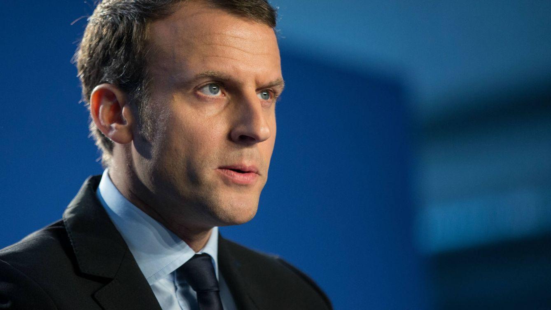 Foto: Emmanuel Macron en una imagen de archivo (Gtres)