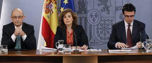 Foto: Soria aprovechará la reforma eléctrica para evitar un nuevo 'tarifazo' este mes de julio