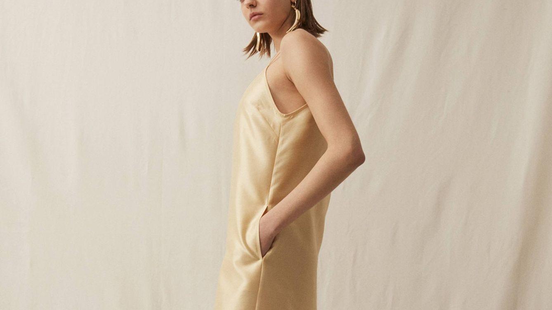 Parece alta costura, pero en realidad es el nuevo vestido asequible de Sfera