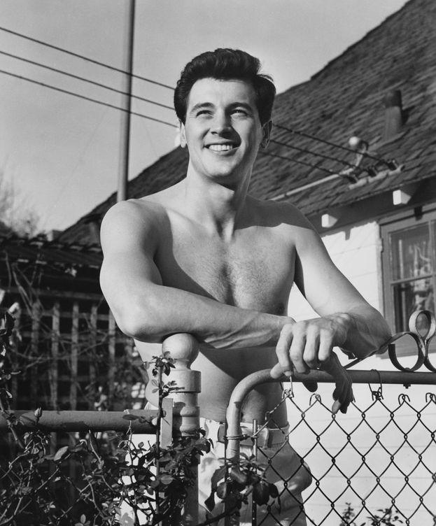 Foto: Rock Hudson a principios de los 50. (Cordon Press)