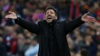 La dura 'cholina' que despertó al Atlético para agarrarse a la Champions League