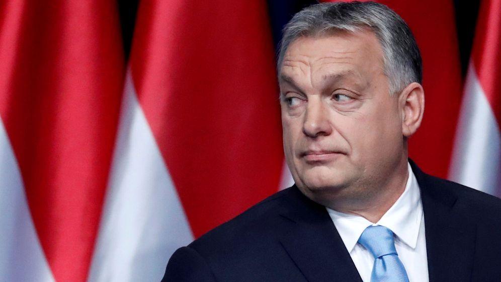 Foto: Viktor Orbán, primer ministro húngaro. (Reuters)