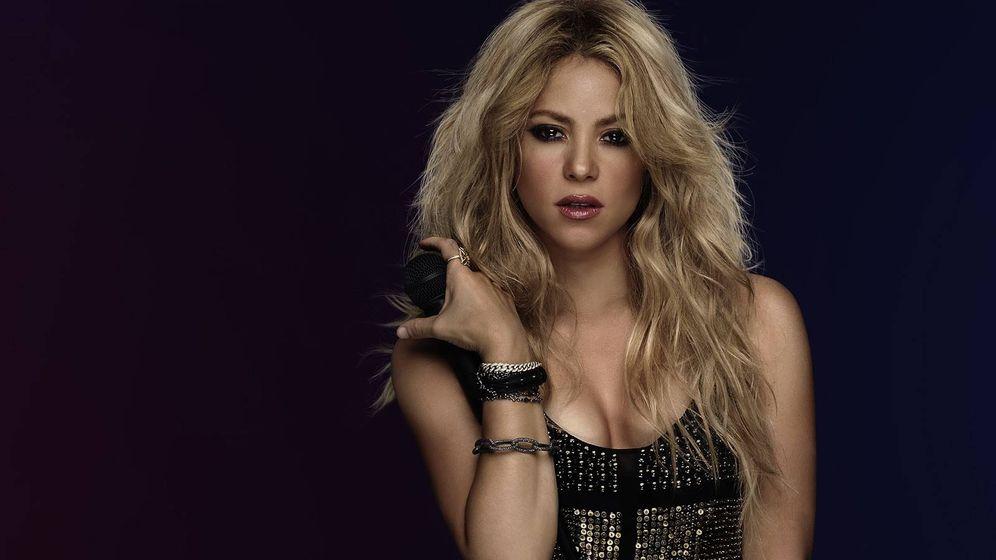 Foto: La cantante Shakira en una imagen de archivo.