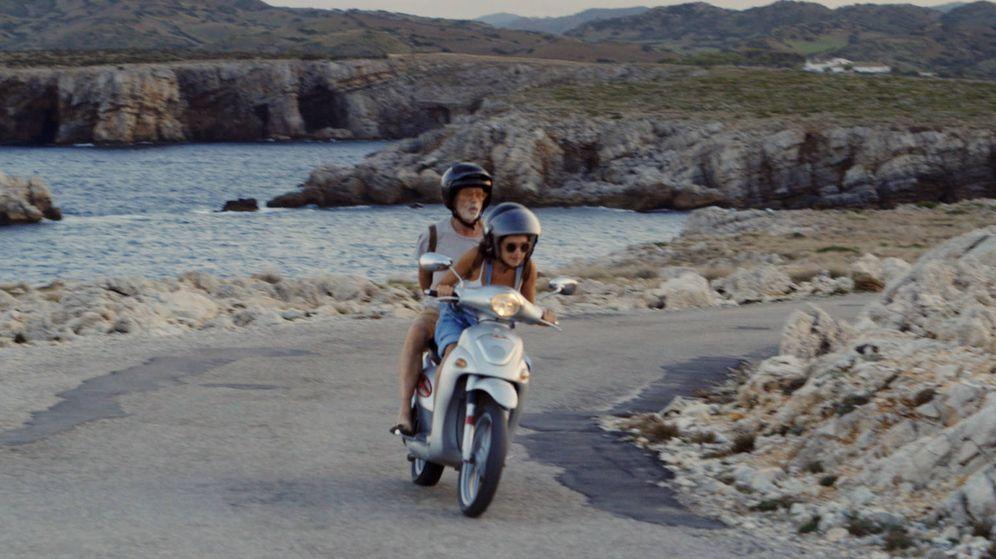 Foto: Fotograma de la película 'Isla bonita', de Fernando Colomo.