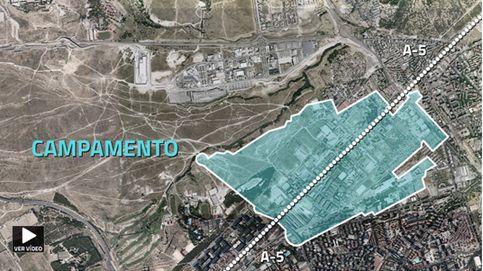 Chamartín, Mahou, Bernabéu, Campamento: el ladrillo se la juega antes de elecciones