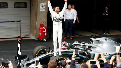 Las mejores imágenes del Gran Premio de China de Fórmula 1