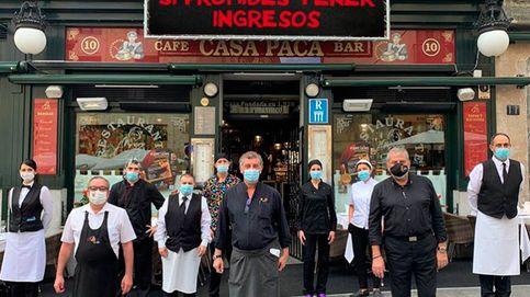Un restaurante se hace viral: Si no se trabaja no se pagan impuestos
