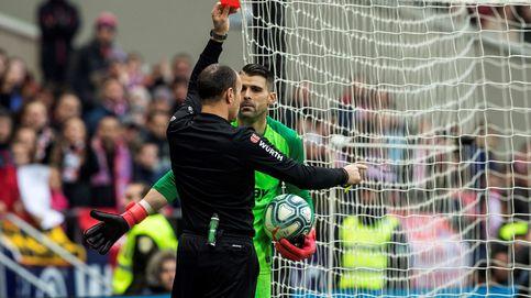Un Atlético desquiciado empata ante el Leganés en un final esperpéntico (0-0)