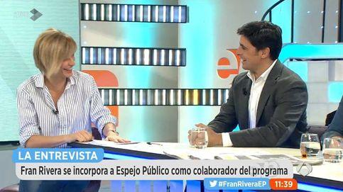 Fran Rivera da explicaciones sobre sus polémicas en su debut en 'Espejo público'