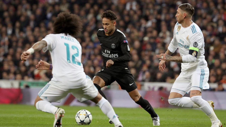 El Real Madrid espera un gesto de Neymar después de dar salida a Cristiano Ronaldo