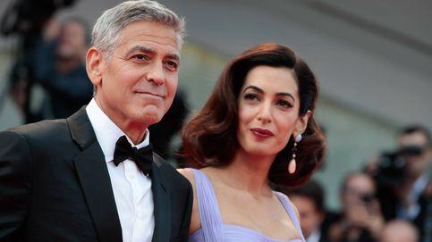 Sombra aquí, sombra allá: esto es lo que cuesta el rostro de Amal Clooney
