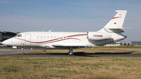 EEUU 'embargó' un avión que usa la dos de Maduro a las 24 h de verse con Ábalos