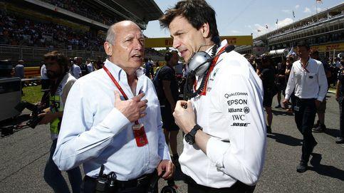 McLaren denuncia a Mercedes por el 'robo' de un ingeniero, ¿sacará tajada?