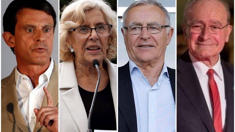 Candidaturas a las elecciones municipales de 2019: todas las listas locales