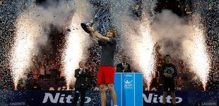 Post de Los premios de la Copa de Maestros - ATP Finals: ¿cuánto dinero se lleva el ganador?
