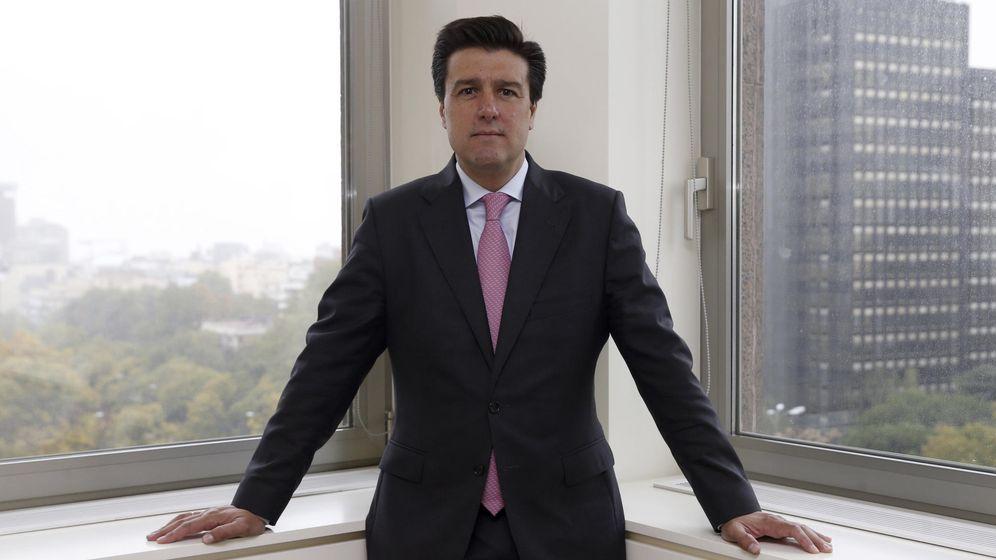 Foto: El presidente de la socimi Merlin Properties, Ismael Clemente,