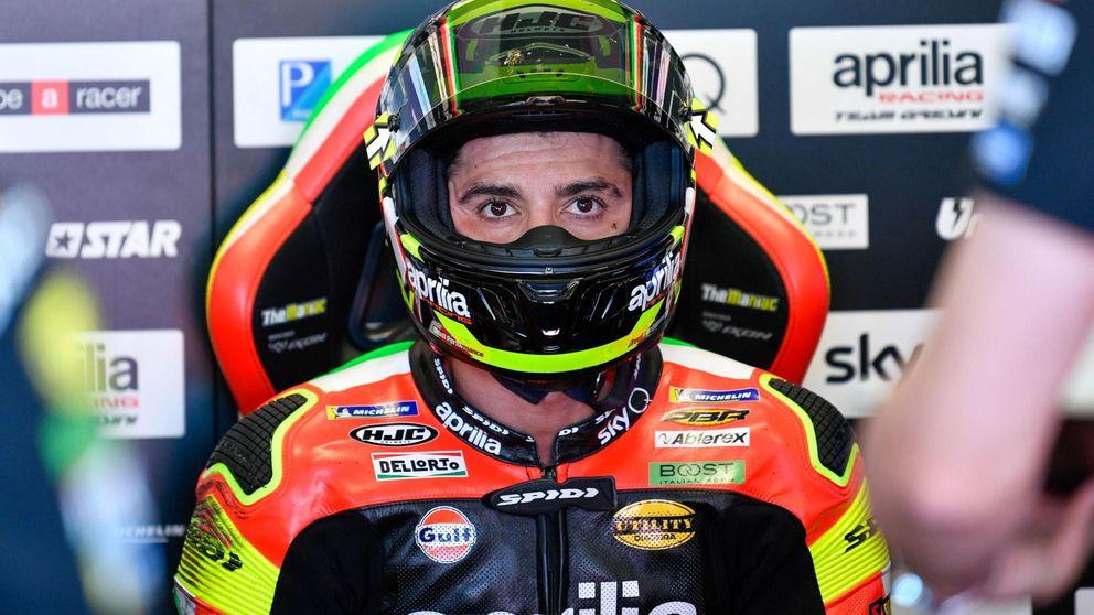 Inusual caso de dopaje en MotoGP: Andrea Iannone, positivo por esteroides