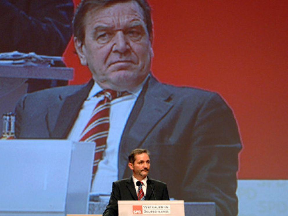 Foto: Platzeck, elegido nuevo presidente del SPD con un 99,4% de los votos
