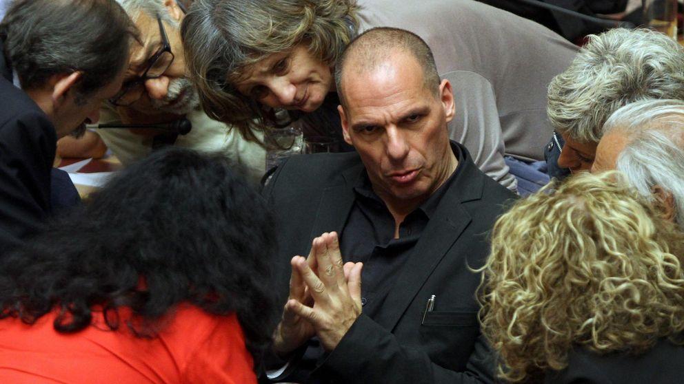 El Eurogrupo descarta otra extensión del rescate a Grecia