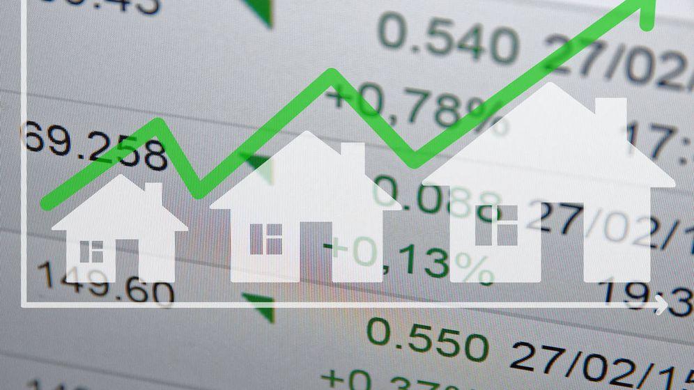 Foto: Burgos, Valladolid, Zaragoza... la vivienda sube por encima del 10% en siete capitales. (Foto: Corbis9